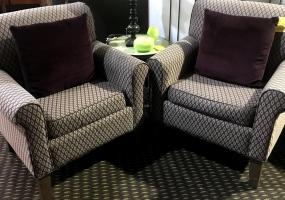 Armchair-Purple