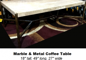 Coffee-Table-Marble-and-Metal