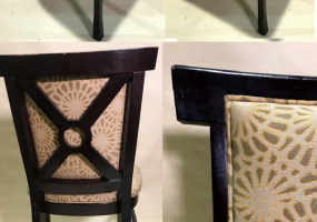 Yellow-Geometric-Camelback-Resort-Dining-Chair