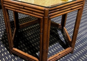 End-Table-Wicker-and-Glass