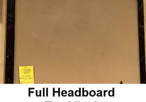 Headboard-Full