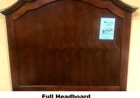 Headboard-Wood-Full-Traditional