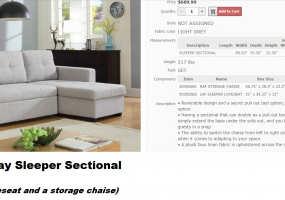 2-PC-Light-Gray-Storage-Sleeper-SEctional