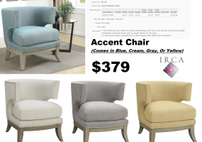 Accent-Chair-with-Nailheads