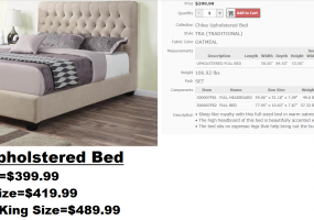Cream-Upholstered-Bed