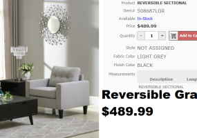 Gray-Reversible-Sectional