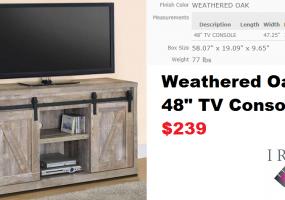 Weathered-Oak-TV-Console