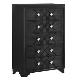PENELOPE MIDNIGHT STAR CHEST OF DRAWERS