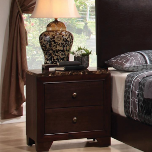 CONNER CAPPUCCINO NIGHTSTAND