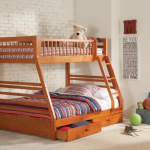 ASHTON TWIN / FULL BUNK BED